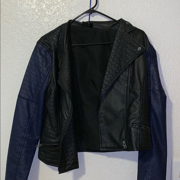 seventeen Jackets & Blazers - Leather jacket